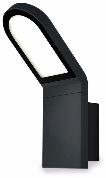 LED-Leuchte, OSRAM ENDURA STYLE Wall, EEK: A, 12W, dunkelgrau - Produktbild 1