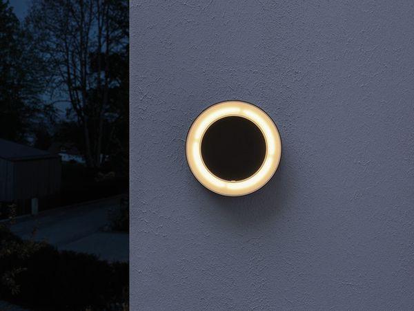 LED-Leuchte, OSRAM ENDURA STYLE Ring, EEK: A, 13 W, 480 lm, dunkelgrau - Produktbild 3