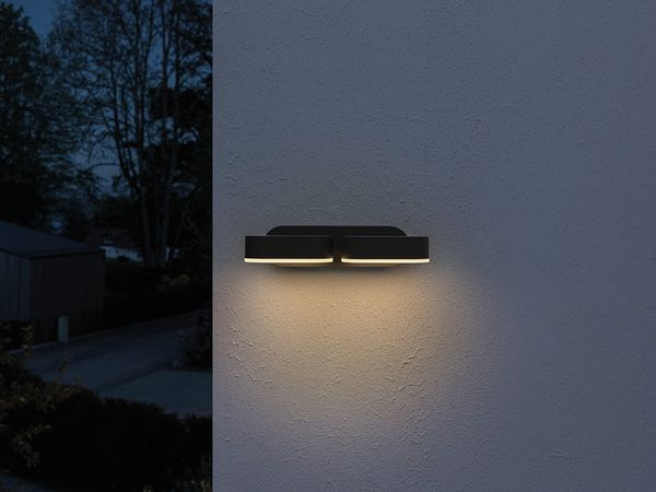 LED-Leuchte, OSRAM ENDURA STYLE Mini Spot II, EEK: A, 13 W, 630 lm, weiß - Produktbild 3