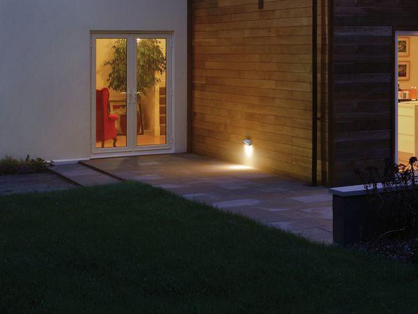LED-Leuchte, OSRAM ENDURA STYLE Wide, EEK: A, 12 W, 530 lm, weiß - Produktbild 3