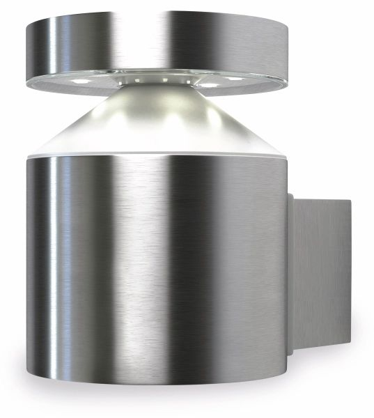 LED-Leuchte, OSRAM ENDURA STYLE Cylinder Wall, EEK: A, 6W, 360lm, Edelstahl