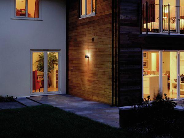 LED-Leuchte, OSRAM ENDURA STYLE Cylinder Wall, EEK: A, 6W, 360lm, Edelstahl - Produktbild 3