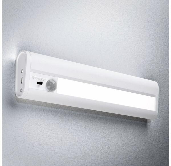 OSRAM LinearLED Mobile Unterbauleuchte batteriebetrieben, 200 mm, weiß - Produktbild 1