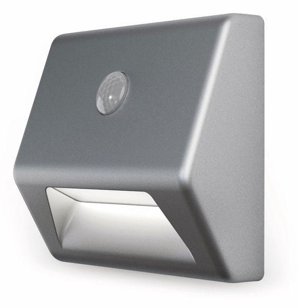 LED-Nachtlicht OSRAM NIGHTLUX Stair, mit Bewegungssensor, silber - Produktbild 1