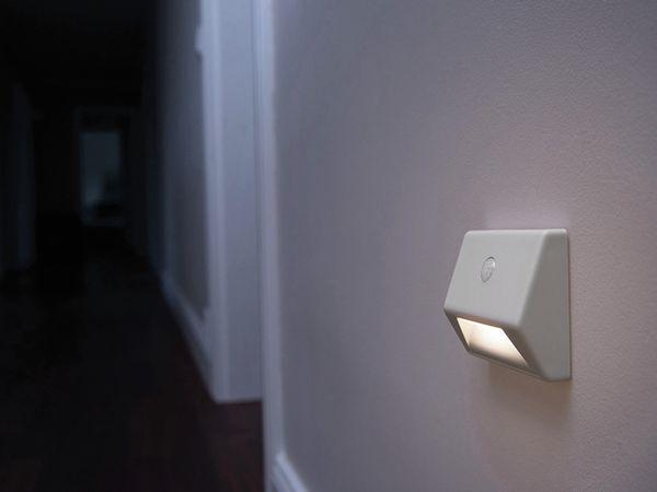 LED-Nachtlicht OSRAM NIGHTLUX Stair, mit Bewegungssensor, silber - Produktbild 2