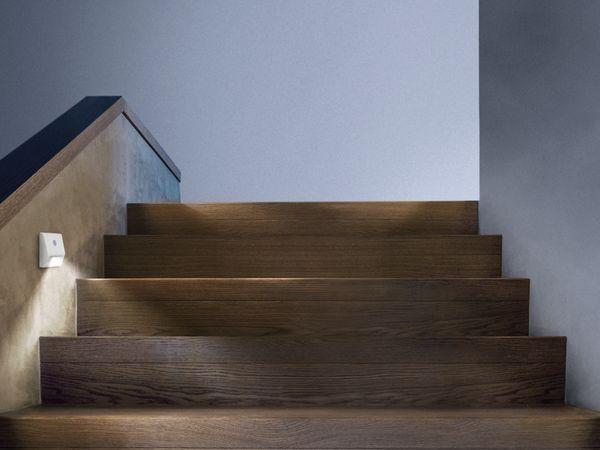 LED-Nachtlicht OSRAM NIGHTLUX Stair, mit Bewegungssensor, silber - Produktbild 3