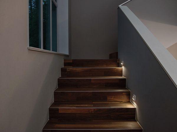 LED-Nachtlicht OSRAM NIGHTLUX Stair, mit Bewegungssensor, silber - Produktbild 4