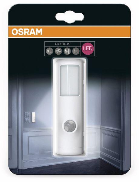 LED-Nachtlicht OSRAM NIGHTLUX Torch, mit Bewegungssensor, weiß - Produktbild 3