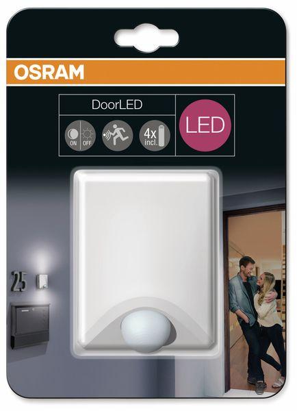 LED-Leuchte OSRAM DoorLED UpDown, mit Bewegungssensor, weiß - Produktbild 3