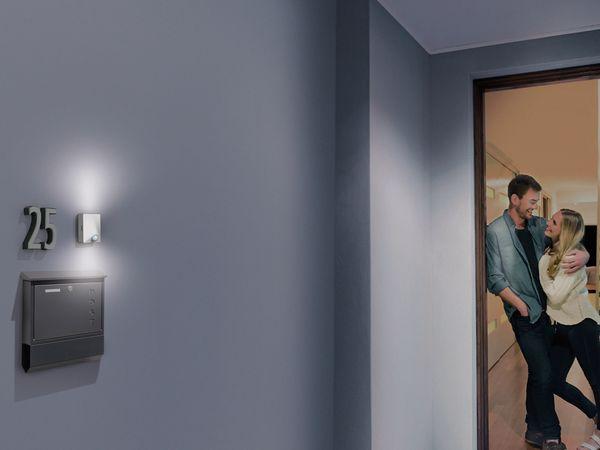 LED-Leuchte OSRAM DoorLED UpDown, mit Bewegungssensor, silber - Produktbild 2