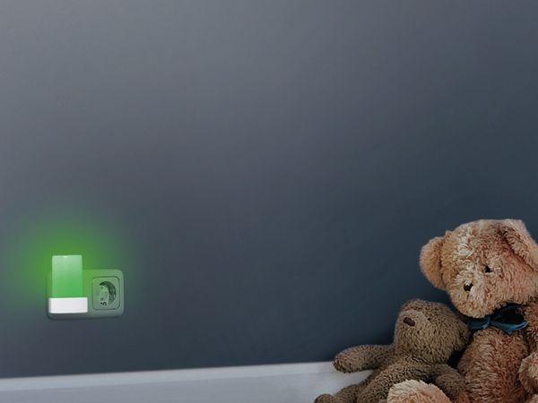 LED-Nachtlicht OSRAM Lunetta Shine RGB, weiß - Produktbild 2
