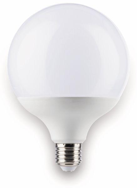 LED-Lampe MÜLLER-LICHT, E27, EEK: A+, G120, 15 W, 1520 lm, 2700 K