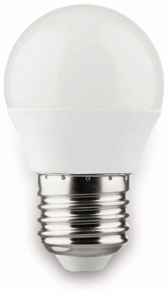 LED-Lampe MÜLLER-LICHT, E27, G45, EEK: F, 5,5 W, 470 lm, 2700 K