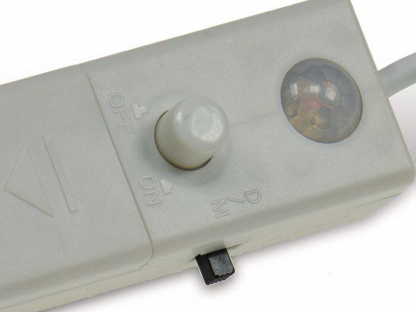 LED Strip mit Bewegungsmelder, 4000K, Batteriebetrieb, 100 cm - Produktbild 4