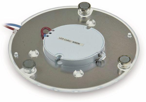 LED Umrüstmodul UM12 für Leuchten, EEK:A+, 12W, 1100lm, 4000K, 125 mm - Produktbild 3