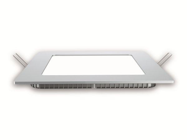 LED-Einbauleuchte VT-2407 Square, EEK: A, 24 W, 2000 lm, 6000K,eckig, weiß
