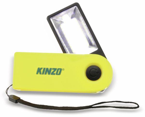 LED-Arbeitslampe KINZO, 3W - Produktbild 2
