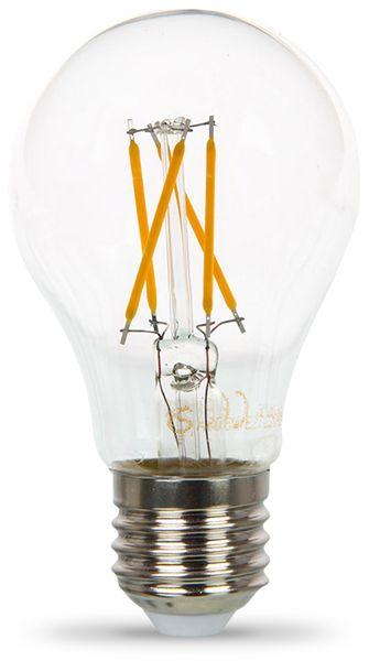 LED-Lampe VT-1855, E27, EEK: A++, 4 W, 400 lm, 2700 K
