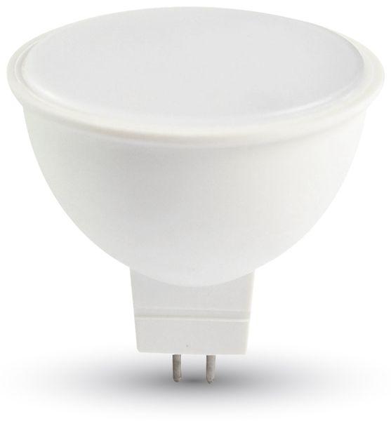 LED-Lampe VT-1977, GU5,3, EEK: A+, 7 W, 500 lm, 3000 K