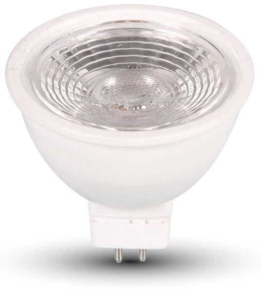 LED-Lampe VT-1967, GU5,3, EEK: A+, 7 W, 550 lm, 3000 K