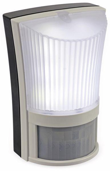 LED-Nachtlicht DAYLITE NL-84021 mit PIR, schwarz/weiß - Produktbild 1