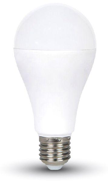 LED-Lampe VT-2015, E27, EEK: A+, 15 W, 1350 lm, 4000 K
