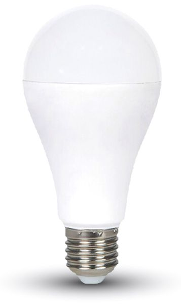 LED-Lampe VT-2015, E27, EEK: F, 15 W, 1350 lm, 4000 K