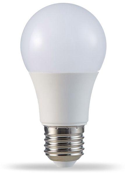 LED-Lampe VT-2099, E27, EEK: A+, 9 W, 806 lm, 4000 K