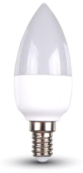 LED-Lampe VT-1855, E14, EEK: A+, 5,5 W, 470 lm, 6400 K