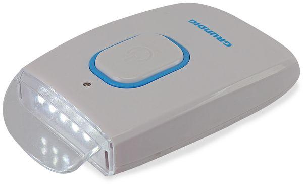 LED-Nachtlicht GRUNDIG 2in1, weiß - Produktbild 4