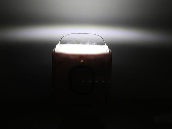 LED-Nachtlicht GRUNDIG 2in1, weiß - Produktbild 5