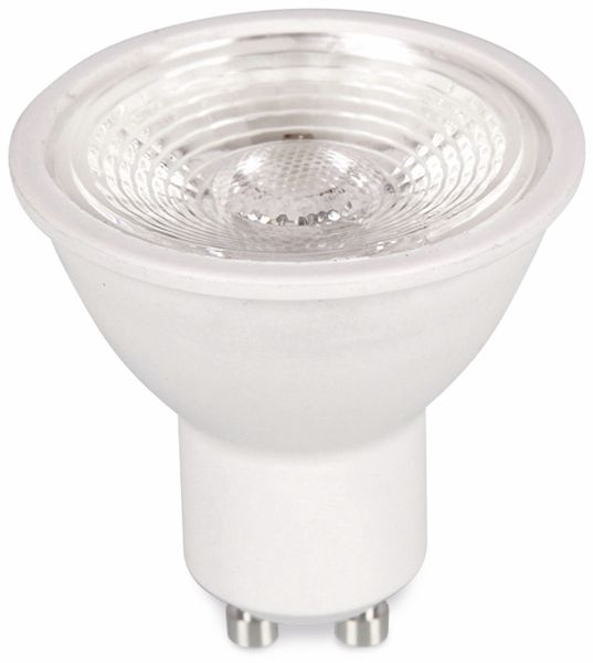 LED-Lampe VT-2666, GU10, EEK: A+, 7 W, 550 lm, 4000 K