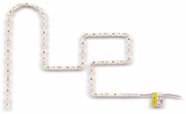Spezial-SMD-LED-Strip, EEK: A++, 19 W, 580 lm, IP65, 300 LEDs, 6500K, 5m - Produktbild 2
