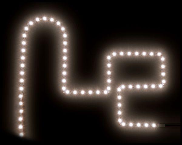 Spezial-SMD-LED-Strip, EEK: A++, 19 W, 500 lm/m, IP65, 300 LEDs, 3000K, 5m - Produktbild 3