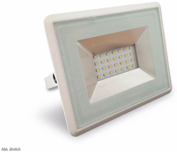 LED-Flutlichtstrahler V-TAC VT-4021 (5951), EEK: A+, 20 W, 1700 lm, 6500 K