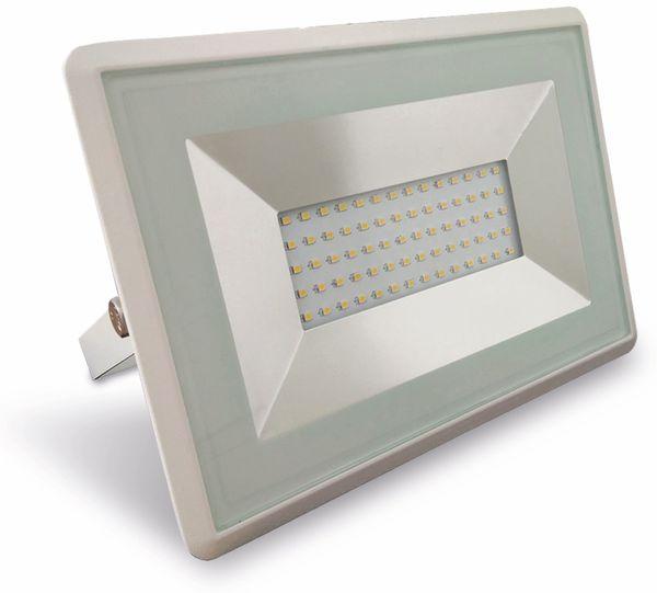 LED-Flutlichtstrahler V-TAC VT-4051 (5961), EEK: A+, 50 W, 4250 lm, 3000 K