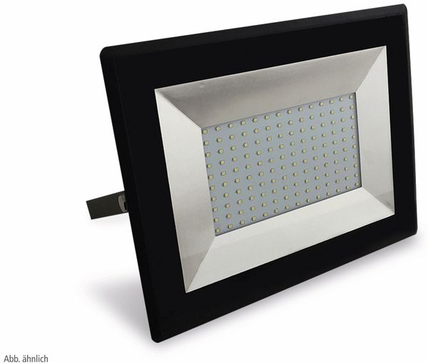 LED-Flutlichtstrahler V-TAC VT-40101 (5966), EEK: A+, 100 W, 8500 lm, 6500