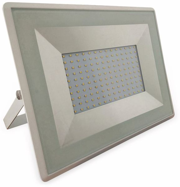 LED-Flutlichtstrahler V-TAC VT-40101 (5967), EEK: A+, 100 W, 8500 lm, 3000 K