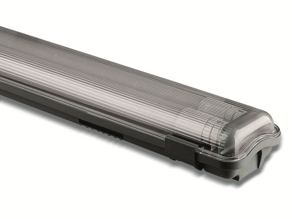 LED-Feuchtraum-Wannenleuchte, V-TAC VT-15022 (6388) 2x 22 W, 4000K - Produktbild 4