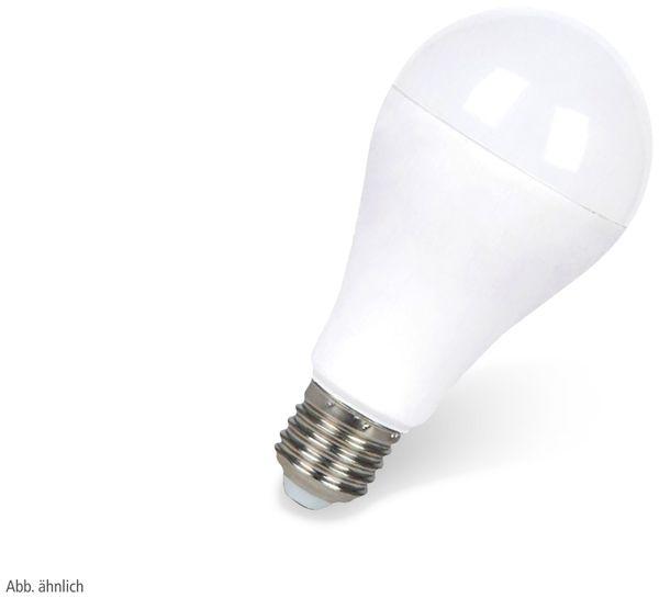 LED-Lampe VT-2015(4453), E27, EEK: F, 15 W, 1350 lm, 2700 K