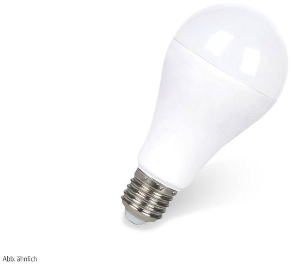 LED-Lampe VT-2017(4456), E27, EEK: A+, 17 W, 1521 lm, 2700 K