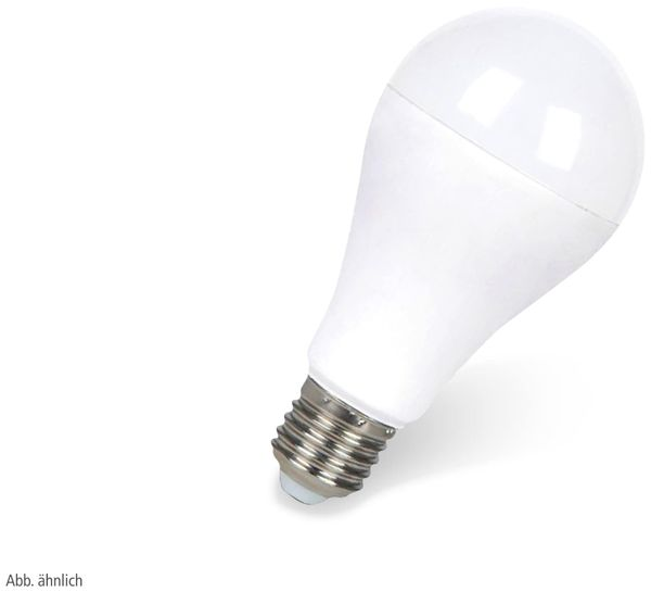 LED-Lampe VT-2017(4456), E27, EEK: F, 17 W, 1521 lm, 2700 K