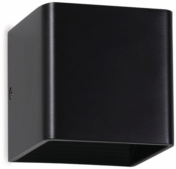 LED-Wand Leuchte V-TAC VT-758(7094), EEK: A++, 5 W, 560 lm, 4000 K, schwarz - Produktbild 2