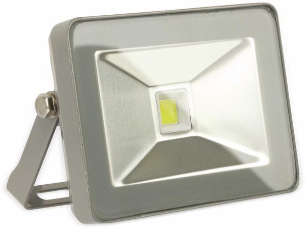 LED-Flutlichtstrahler JFX01, EEK: A+ 14 W, 1050 lm, 6500 K, grau, B-Ware