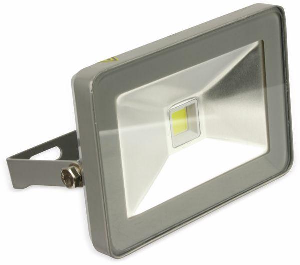 LED-Flutlichtstrahler JFX01, EEK: A+ 14 W, 1050 lm, 6500 K, grau, B-Ware - Produktbild 2