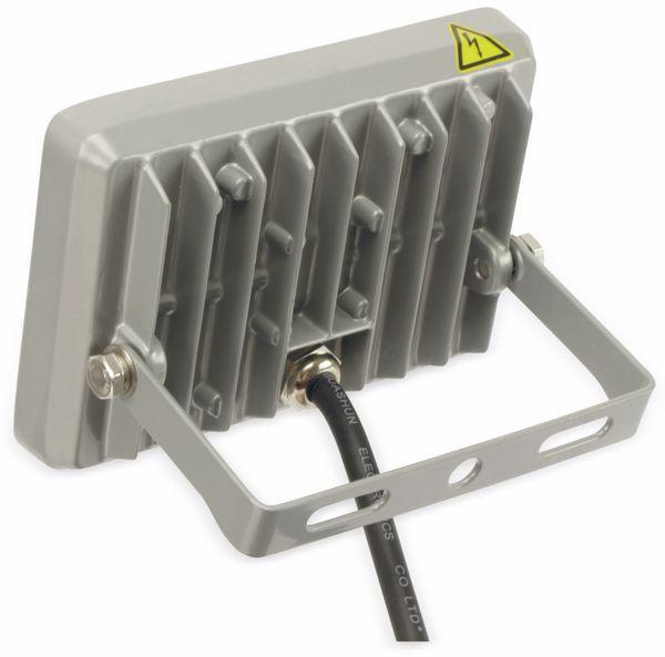 LED-Flutlichtstrahler JFX01, EEK: A+ 14 W, 1050 lm, 6500 K, grau, B-Ware - Produktbild 3