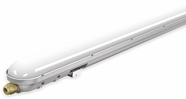 LED-Feuchtraum-Wannenleuchte , V-TAC, VT-1548 (6185) EEK: A+, 48 W, 6000K
