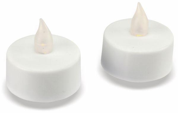 LED-Teelichte, GRUNDIG, 8 Stück - Produktbild 2