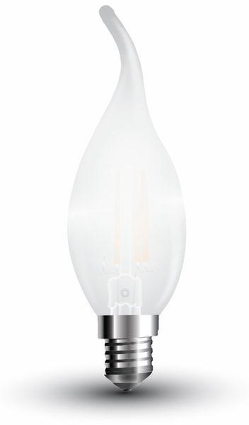 LED-Lampe V-TAC Frost, VT-1937(4478), E14, EEK: A++, 4 W, 400 lm, 4000 K