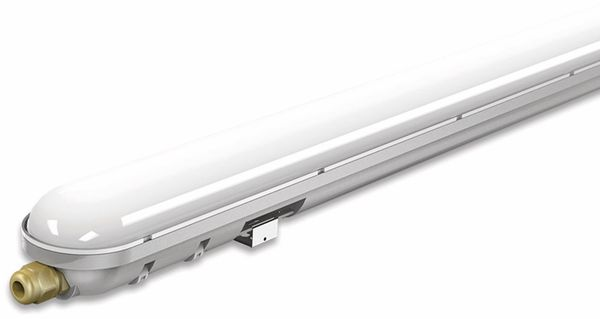 LED-Feuchtraum-Wannenleuchte ,V-TAC VT-1248 (6200) EEK: A+, 36 W, 4500K